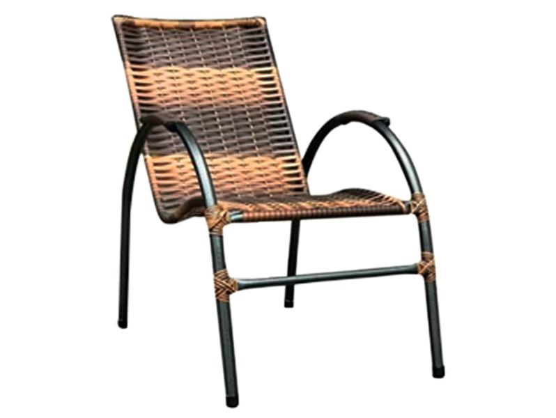 Cadeira Onix Tabaco Junco Fama